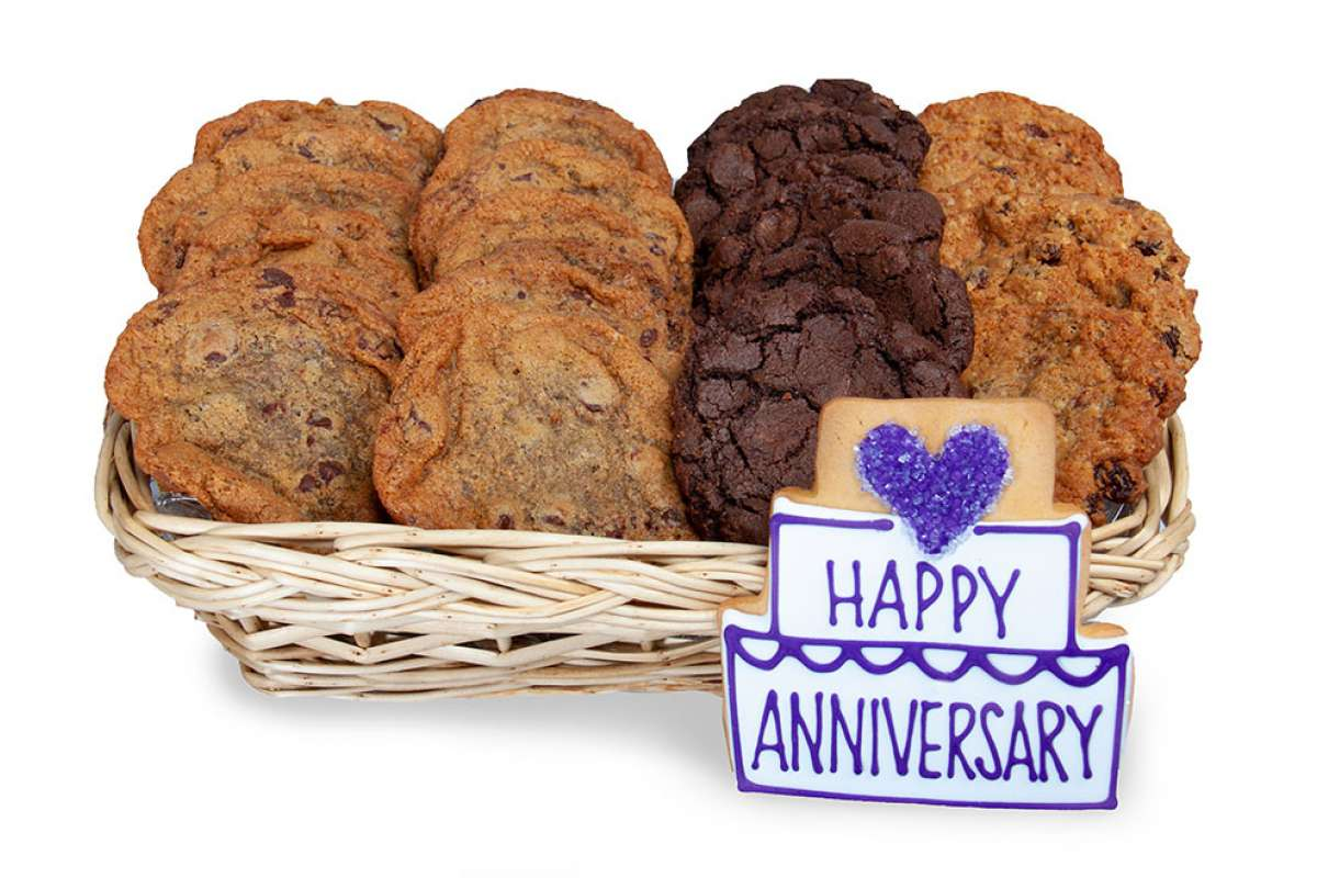 Enlarge Anniversary Gift Basket