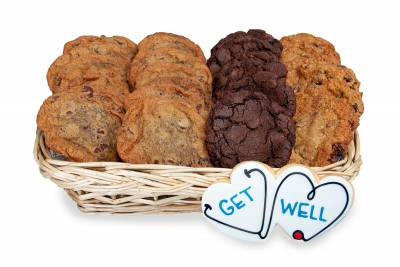 Get well cookie gifts cookie delivery montral get well gift baskets negle Image collections
