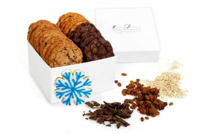 You are a Star Christmas Cookies Gift Box